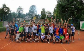 Obóz tenisowy dla dzieci i młodzieży w Muszynie 2019